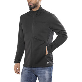super.natural Comfort Jacket Men Jet Black
